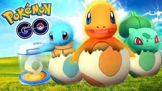 Choquei o melhor ovo do mundo no Pokémon GO!!! by Pokémon GO Gameplay