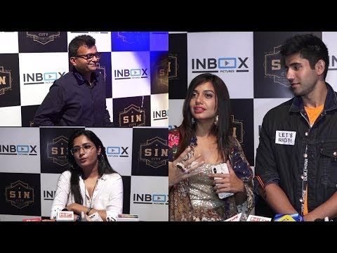 Divya Agarwal & Varun Sood At Music Launch Of NAAM ADAA LIKHNA