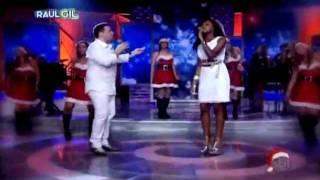 Jamily&Robinson Monteiro - Tempo De Vencer - Programa Raul Gil - Natal 2011