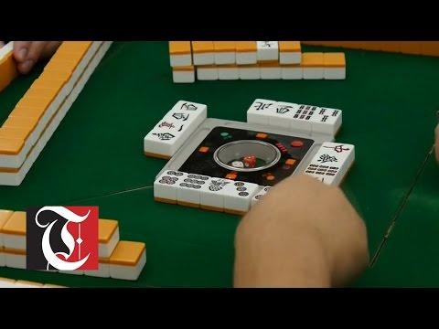 Mahjong games instead of job interviews