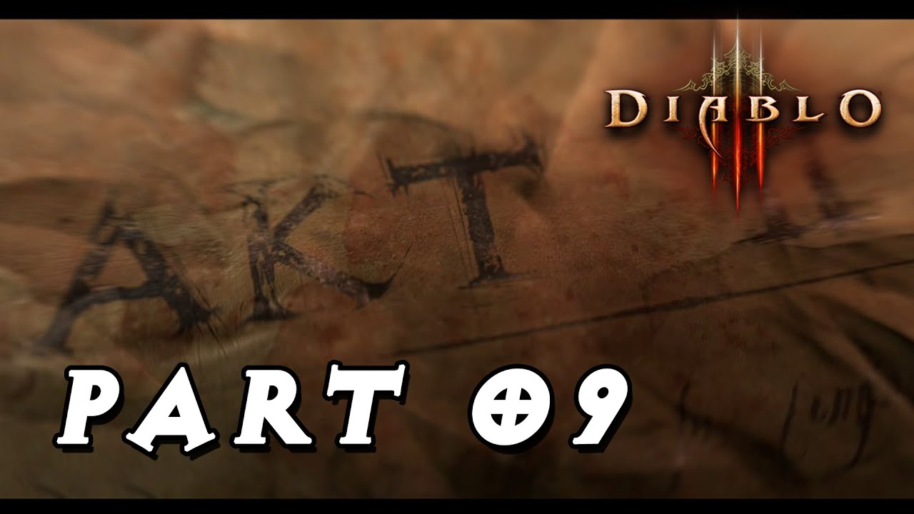 [Let's Play] Diablo 3: UEE – Part 09 – Schokohöhle