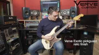 New Verve models, Musikmesse 2017