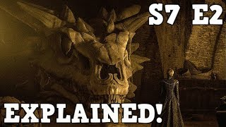 Game of Thrones Season 7 Episode 2 Stormborn is here. In this video I will Breakdown and Analyze the episode and explain to ...