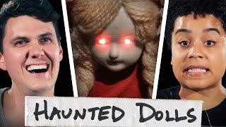 Video We Lived With Haunted Annabelle Dolls MP3, 3GP, MP4, WEBM, AVI, FLV Mei 2018