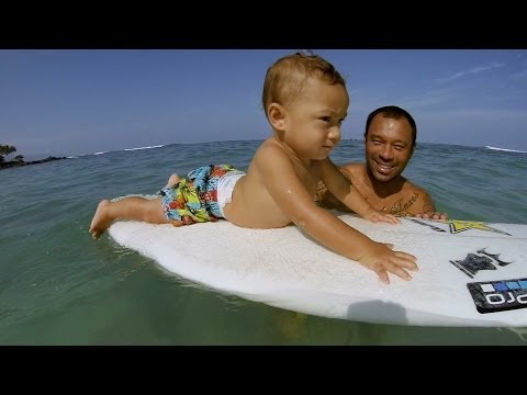 GoPro%3A Surfing With Sunny Garcia
