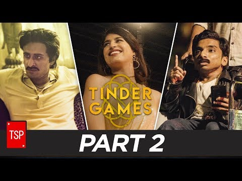 "Sacred Games Spoof | Tinder Games Part 2 - ""Prem Sambandh"" 