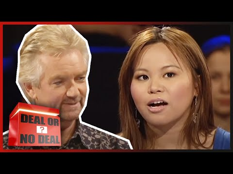 Namfon's LUCKY 13! 🍀| Deal or No Deal UK | Season 4 Episode 9 | Full Episodes