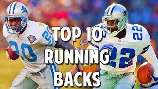 TOP 10 NFL RUNNING BACKS! THIS LIST IS TRASH! INSTAGRAM - https://www.instagram.com/cullenburgerytTWITTER -  http://www.twitter.com/cullenburgarBusiness Contact: CULLENBURGERYT@Gmail.comTWITCH - http://www.twitch.tv/cullenburgerNFL,nfl highlights,running backs,Top 10,Top 10 Running backs,Emmitt Smith,Adiran Peterson,Walter Peyton,offense,football,defense,highlights,highlight,afc,dak prescott,top 100 nfl players,top 100 players of 2017,sp:vl=en-us,td,le'veon bell,odell beckham,best,play,plays,2017,run,draft,dallas cowboys