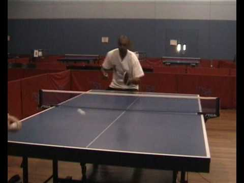 How to Counter a Slow Spinny Topspin | Table Tennis | PingSkills