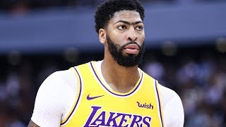Lakers' Anthony Davis SHADES New Orleans pelicans After Warriors BLOWOUT! by Obsev Sports