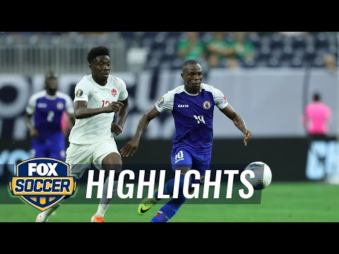 90 in 90: Haiti vs. Canada | 2019 CONCACAF Gold Cup Highlights
