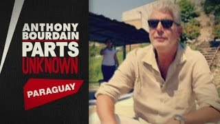 Get a sneak peek at Anthony Bourdain's next adventure in Paraguay. The CNN Original Series