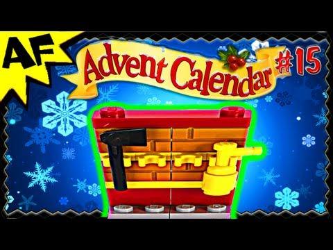 Lego saisonnier 4428 pas cher le calendrier de l 39 avent - Calendrier de l avent en bois pas cher ...