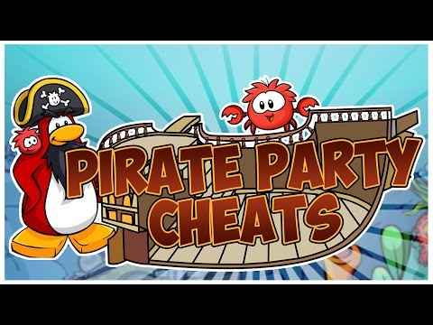 Club Penguin: Pirate Party Cheats