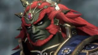 Here is my video beating the Ganondorf Challenge from the Game Grumps