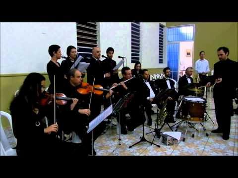 Jesus Alegria dos Homens - Orquestra e Coral de 4 Vozes