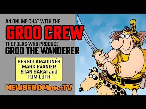 A Chat with the GROO CREW