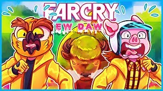 WILDCAT & Vanoss are the *WORST* Survivors  in Far Cry New Dawn! (FC New Dawn Funny Moments)