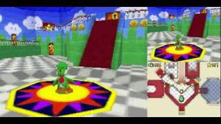 [HD] TAS: DS Super Mario 64 DS in 09:50.64 by MKDasher & ALAKTORN