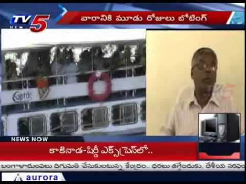 Boating from Nagarjuna Sagar to Srisailam | Tourism Department : TV5 News