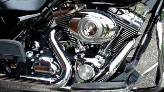 8. Harley Road King Classic 2010