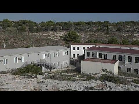Ιταλία: Κλείνει ο πρσφυγικός καταυλισμός στη Λαμπεντούζα