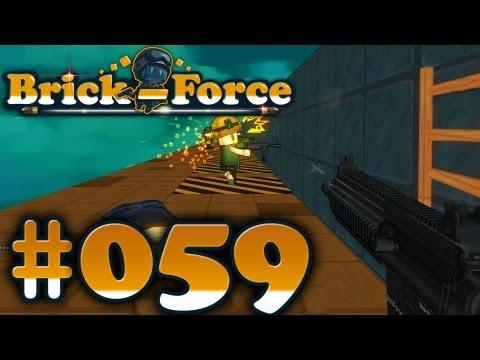 Let's Play Brick Force #059 - Bauen und Zerstören, der neue Spielmodus
