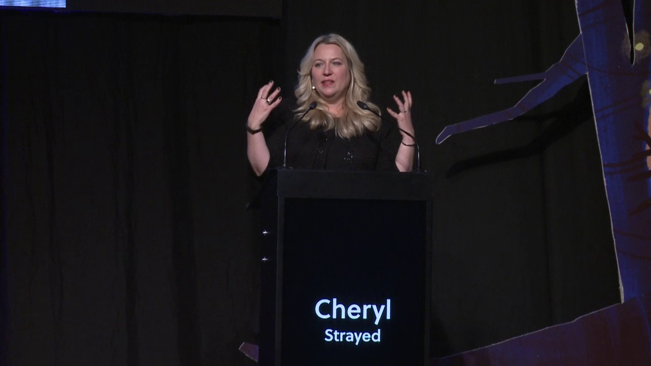 Cheryl Strayed on The Journeys We Take