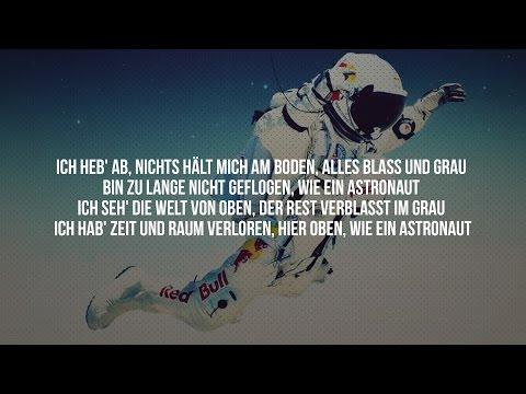 , title : 'SIDO - Astronaut (feat. Andreas Bourani) aus dem Album VI  [Karaoke / Lyrics]'