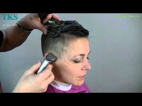 Download I need ultra-short hair to feel good!! Danique by T.K.S. HD Video
