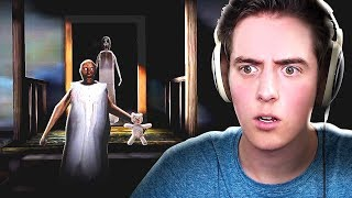 NEW SECRET ENDING!! | GRANNY (Horror Mobile Game)