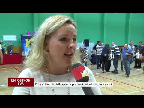 TVS: Uherský Ostroh - Zimní bál MŠ