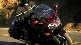 9. 2007 Yamaha FJR1300 - Sport Touring Motorcycle