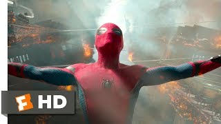 Nonton Spider Man  Homecoming  2017    Ferry Fight Scene  5 10    Movieclips Film Subtitle Indonesia Streaming Movie Download