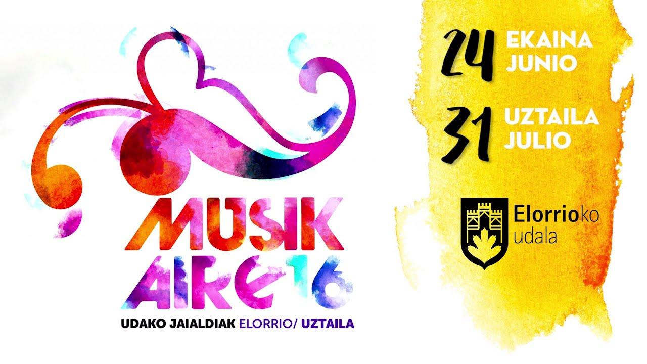Musikaire programa para julio quince espectáculos eclécticos en espacios emblemáticos de Elorrio