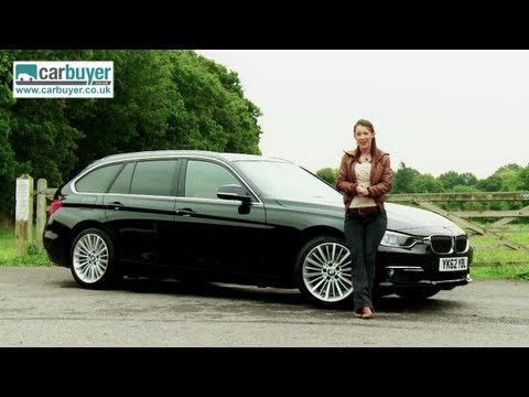 Carbuyer - BMW 3 Series Touring