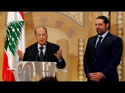 Λίβανο: Λύση στο πολιτικό αδιέξοδο δίνει ο πρωθυπουργός Χαρίρι