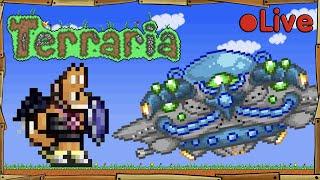 Terraria - Martian Madness - • Live
