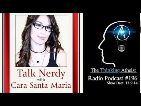 religious people are nerds - SUPPORT OUR SPONSOR: http://www.harrys.com (coupon code: thinkingatheist) Cara Santa Maria has dedicated her life to improving science literacy by communicat...