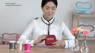 video thumbnail Curiel Handy(Portable eye warmer kit) youtube