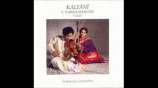 L Subramaniam-violin Greatest Music