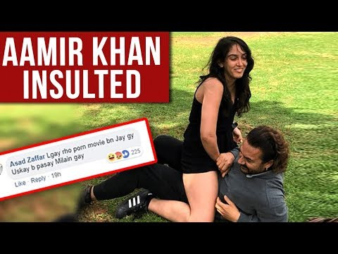 Aamir Khan Insulted Terribly By Fans For His Photo