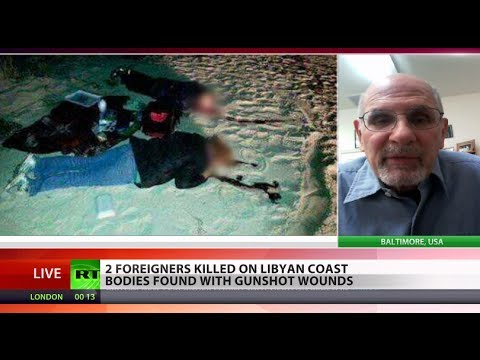Chaos & Destruction: 2 foreign teachers killed in Libya amid growing violence