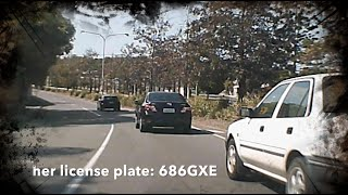 Bald Hills Australia  city pictures gallery : Dashcam: Illegal Overtake [Bald hills, QLD, Australia]