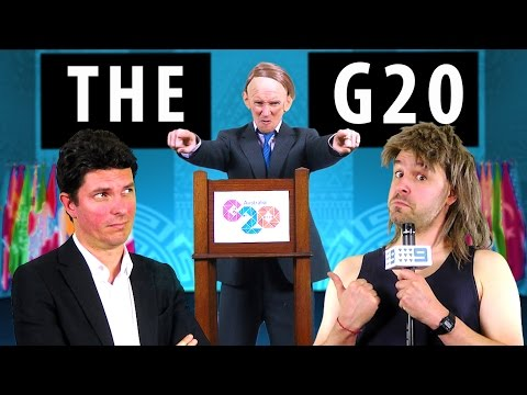 feat. - Welcome to Rap News. The G20 Summit is happening and the leaders of the wealthiest nations on the planet are converging on Australia to come and learn directly at the feet of the master of...