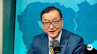 Khmer  - Sam Rainsy Interview with Radio Free Asia on December 11, 2019