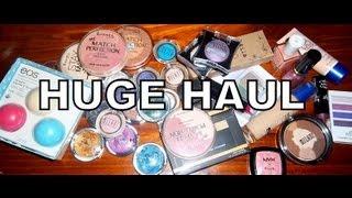 HUGE HAUL: Makeup Goodies (BeautyJoint, Drugstore & MORE)