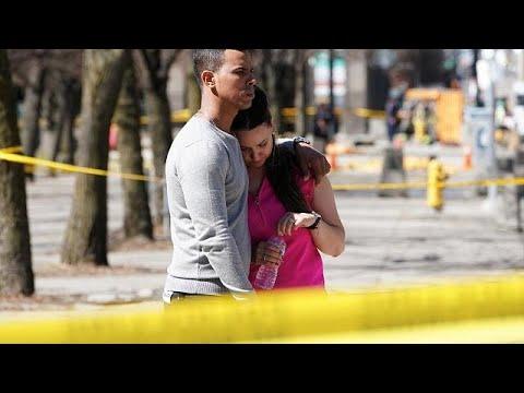Amokfahrt in Toronto sorgt für Entsetzen: 9 Tote, 16  ...