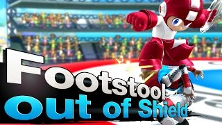 Footstool out of Shield