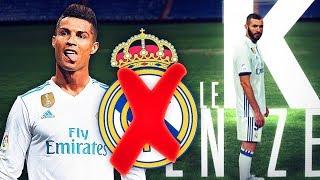 Video RONALDO VEUT QUITTER LE REAL MADRID ! / LE K BENZEMA ! #LN13 MP3, 3GP, MP4, WEBM, AVI, FLV November 2017